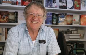Author Ian Gibson