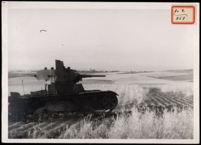 Tank Brunete
